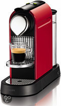 Krups Nespresso Apparaat CitiZ XN7205 - Rood