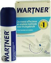 Wartner Wrattenverwijderaar Hand en Voet - 50 ml