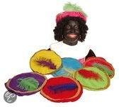 Zwarte Piet baret voor kinderen