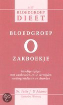 Bloedgroep O zakboekje