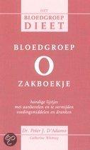 Bloedgroep O zakboekje - ISBN:9789032508869
