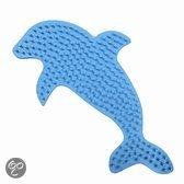 Strijkkralen bord SES: dolfijn/orca (06094)