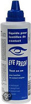 Unicare Eyefresh Alles-In-En Vloeistof Zachte Lenzen - 240 ml