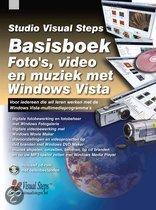 Basisboek foto's, video en muziek met Windows Vista + CD-ROM