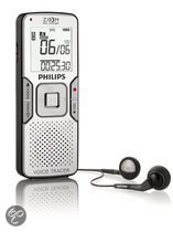 Philips LFH0865 - Digitale Voice recorder - Zilver