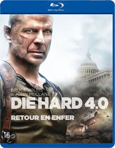 Die Hard 4.0: Live Free Or Die Hard (Blu-ray)