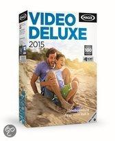Magix Video Deluxe 2015 - Nederlands/ 1 Gebruiker/ DVD