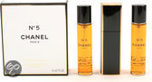 Chanel No. 5 for Women Eau de Parfum - 3 delig - Geschenkset