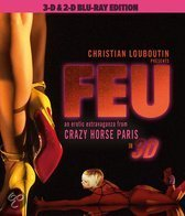 Feu: Crazy Horse Paris (3D & 2D Blu-ray)