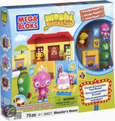 Mega Bloks Moshi Monster House