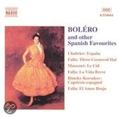 Bolero and Other Spanish Favourites