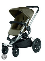 Quinny - Buzz Xtra Kinderwagen - Brown Fierce