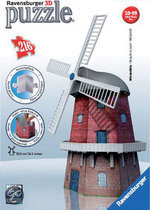 Ravensburger 3D Puzzel - Windmolen