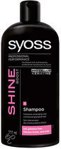 Syoss Shine Boost - 500 ml - Shampoo