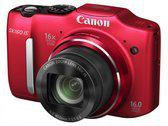 Canon PowerShot SX160 - Rood