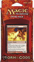Magic the Gathering - Intro Pack: Born of the Gods