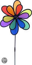 Rhombus Windmill Flower 2D