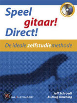 Speel gitaar! Direct! De ideale zelfstudiemethode