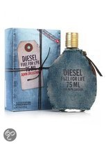 Diesel Fuel for Life Men denim - 50 ml - Eau de Toilette
