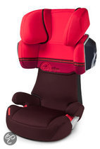 Cybex Solution X2 - Autostoel - Poppy Red