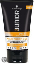 Junior Powerstyling Move Proof L5 - 150 ml - Gel