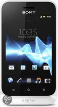 Sony Xperia Tipo - Wit - T-Mobile prepaid telefoon