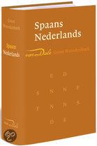 Van Dale groot woordenboek / Spaans-Nederlands