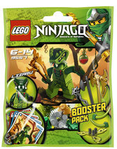 LEGO Ninjago Lizaru - 9557