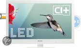 Salora 22LED6115CD - Led-tv-/dvd-combo - 22 inch - Full HD - Wit