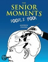 The Senior Moments Doodle Book
