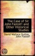 The Case of Sir John Fastolf