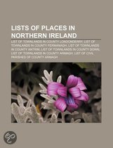 Lists of Places in Northern Ireland