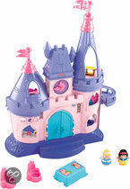 Fisher Price Little People Disney Prinsessenliedjes Paleis - Speelset