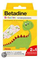 Betadine Desinfect - 16 stuks - Kinderpleister