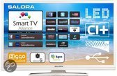 Salora 40LED8110CSW - Led-tv - 40 inch - Full HD - Smart tv - Wit