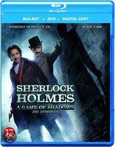 Sherlock Holmes 2: A Game of Shadows (Blu-ray+Dvd)