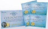 Colognettes Lemon Verfrissingsdoekjes No. 4711 - 10 Stuks