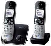 Panasonic KX-TG6812 duo grey