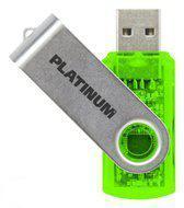 USB    8GB  5/11 Tws transp gn       PLT
