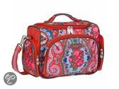 Oilily Travel Beauty Case - Rood