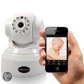 SeQurecam VM55 Babyfoon met camera + nachtzicht