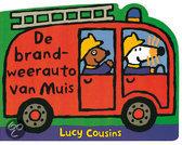 De brandweerauto van Muis