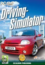 Driving Simulator 2009 (dvd-Rom)