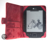 Icarus Pocket / Go / Sense G2 Cover - Rood