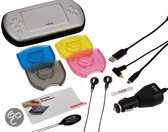 Logic3 Starter Kit Zwart PSP