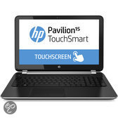 HP Pavilion TouchSmart 15-N058ED - Laptop Touch