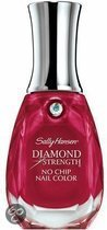 Sally Hansen Diamond Strength No Chip - 380 Honeymoon Red - Nailpolish