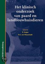 Het klinisch onderzoek bij paard en landbouwhuisdieren / druk 4