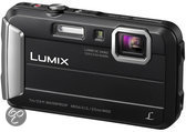 Panasonic Lumix DMC-FT25 - Zwart