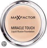 Max Factor Miracle Touch Liquid Illusion - 65 Rose Beige - Foundation